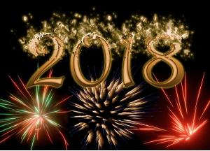 Поздравляем всех с наступающим 2018 годом